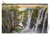Victoria Falls Zimbabwe  Carry-all Pouch