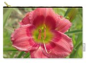 Victoria Grace Daylily Carry-all Pouch