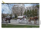 Victoria Horse Carriages Carry-all Pouch