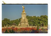 Victoria Memorial, London. Carry-all Pouch