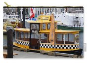 Victoria Water Taxi Carry-all Pouch