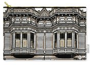 Victorian Architecture Details Carry-all Pouch