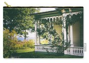 Victorian By The Sea Carry-all Pouch