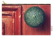 Victorian Door Handle Carry-all Pouch