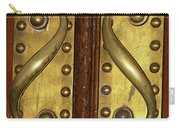 Victorian Door Pulls Carry-all Pouch