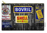Victorian Signs Carry-all Pouch by Adrian Evans