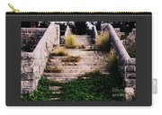 Victorian Era Steps At Dockyard Bermuda Carry-all Pouch