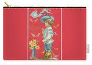 Victorian Valentine Carry-all Pouch