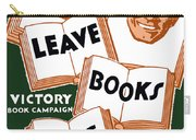 Victory Book Campaign - Wpa Carry-all Pouch