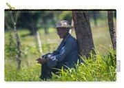 Viejo Cuidando El Ganado 1 Carry-all Pouch