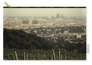 Vienna From The Vineyard Carry-all Pouch