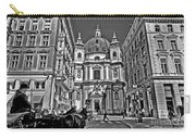 Vienna Scene Carry-all Pouch