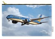 Vietnam Airlines Boeing 787 Dreamliner Carry-all Pouch