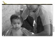 Vietnamese Orphan Bathing Carry-all Pouch