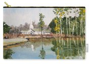View Across The Pond Carry-all Pouch