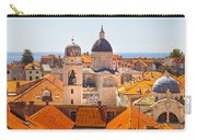 View From Above Of Dubrovnik Carry-all Pouch