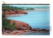 View From Cape Bear Carry-all Pouch