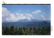 View From Clingman's Dome Carry-all Pouch