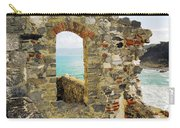 View From Doria Castle In Portovenere Italy Carry-all Pouch