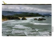 View From Ecola Carry-all Pouch