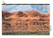View From Highway 128, Utah Carry-all Pouch