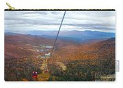 View From Mount Mansfield In Autumn Carry-all Pouch