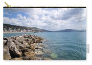 View From North Wall - Lyme Regis Carry-all Pouch