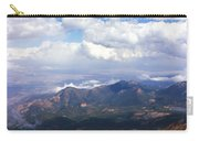 View From Pikes Peak 1964 Carry-all Pouch