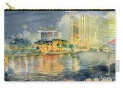 View From Quay Singapore Carry-all Pouch