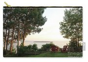 View From Ring Dang Doo South Hero Vermont Carry-all Pouch