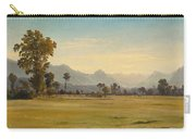 View From Schoenbuehl Toward The Vitznauerstock Carry-all Pouch