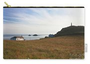View From St Helen's Oratory Cape Cornwall Carry-all Pouch