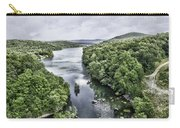 View From The Monksville Bridge Carry-all Pouch