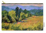 View From The Orchard Carry-all Pouch