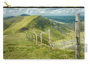 View From The Rangers Path Carry-all Pouch by Nick Bywater