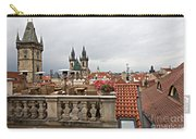 View From The Top In Prague Carry-all Pouch