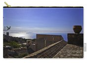 View From The Top In Sicily Carry-all Pouch