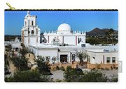 View From Tthe Hill - San Xavier Mission - Tucson Arizona Carry-all Pouch