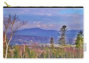 View From Von Trapps Lodge 1 Carry-all Pouch