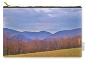 View From Von Trapps Lodge 2 Carry-all Pouch