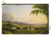 View Near Deerfield Carry-all Pouch
