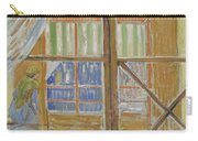 View Of A Butcher S Shop Arles, February 1888 Vincent Van Gogh 1853  1890 Carry-all Pouch