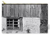 View Of Barn Exterior Carry-all Pouch