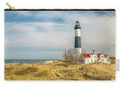 View  Of Big Sable Point Michigan Carry-all Pouch
