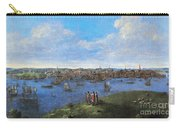 View Of Boston, 1738 Carry-all Pouch