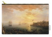 View Of Brest Harbor Carry-all Pouch