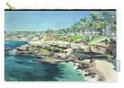 View Of Brockton Villa, La Jolla, California Carry-all Pouch