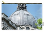 View Of Brompton Oratory Dome Kensington London England Carry-all Pouch