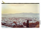 view of Buildings around Athens city, Greece Carry-all Pouch