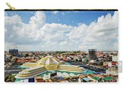 View Of Central Market Landmark In Phnom Penh City Cambodia Carry-all Pouch